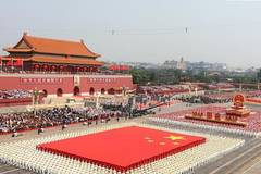 Video: China holds celebrations marking 70th anniversary of PRC founding